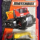 2017 Matchbox #64 Wheelin Wrecker
