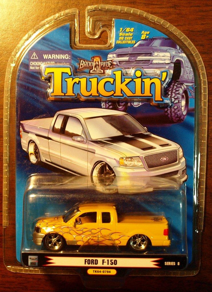 1 Badd Ride Truckin Series 8 #1 Ford F-150