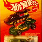 2011 Hot Wheels Hot Ones #2 Morris Wagon