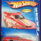 2010 Hot Wheels #158 Ford Mustang Funny Car