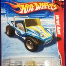 2010 Hot Wheels #177 Meyers Manx