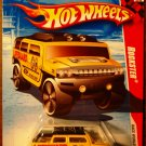 2010 Hot Wheels #180 Rockster