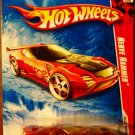 2010 Hot Wheels #201 Nerve Hammer