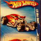 2010 Hot Wheels #138 1/4 Mile Coupe