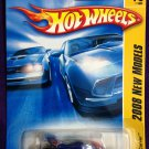 2008 Hot Wheels #10 Canyon Carver BLUE