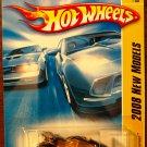 2008 Hot Wheels #10 Canyon Carver GOLD