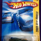 2008 Hot Wheels #12 Prototype H24 GREEN