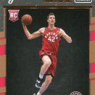 2016 Donruss Basketball Card #159 Jacob Poeltl