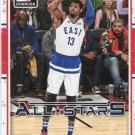 2016 Donruss Basketball Card All Stars #14 Paul George