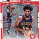 2016 Donruss Basketball Card Rookie Kings #18 DeAndre Bembry