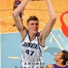 2008 Upper Deck Basketball Card #187 Andrei Kirilenko