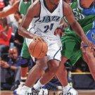 2008 Upper Deck Basketball Card #192 Paul Milsaps