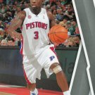 2010 Prestige Basketball Card #31 Rodney Stuckey