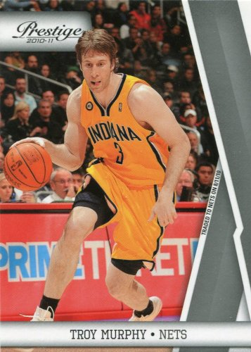 2010 Prestige Basketball Card #44 Troy Murphy