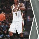 2010 Prestige Basketball Card #62 Brandon Jennings