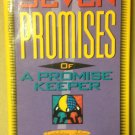 Seven Promises of a Promise Keeper, Usesd Hard Back Book