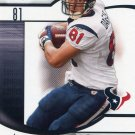 2009 SP Signature Football Card #44 Owen Daniels