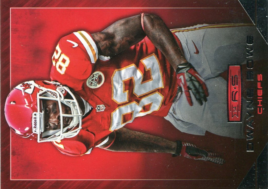 2014 Rookies & Stars Football Card #28 Dwayne Bowe