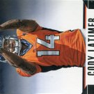 2014 Rookies & Stars Football Card #121 Cody Latimer