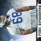 2014 Rookies & Stars Football Card #123 Cyril Richardson