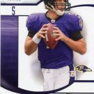2009 SP Signature Football Card #59 Joe Flacco