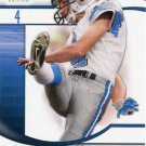 2009 SP Signature Football Card #74 Jason Hanson