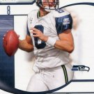 2009 SP Signature Football Card #77 Matt Hasselbeck