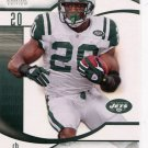 2009 SP Signature Football Card #105 Thomas Jones