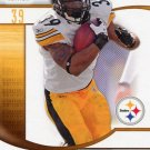 2009 SP Signature Football Card #134 Willie Parker