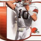 2009 SP Signature Football Card #143 Brady Quinn