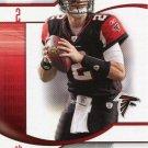 2009 SP Signature Football Card #156 Matt Ryan
