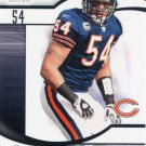 2009 SP Signature Football Card #177 Brian Urlacher