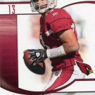 2009 SP Signature Football Card #183 Kurt Warner