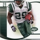 2009 SP Signature Football Card #184 Leon Washington