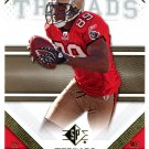 2009 SP Threads Football Card #5 Antonio Bryant