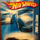2008 Hot Wheels #41 CUL8R BLUE