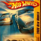 2008 Hot Wheels #29 70 Pontiac GTO BLUE