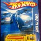 2008 Hot Wheels #48 Fire Eater