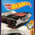 2016 Hot Wheels #122 72 Ford Grand Torino