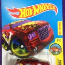 2016 Hot Wheels #194 Chrysler 300C RED