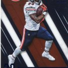 2016 Absolute Football Card Blue Parallel #75 Jeremy Langford