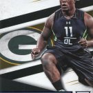 2016 Absolute Football Card Blue Parallel #191 Kenny CLark