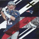 2016 Absolute Football Card Extreme Team #1 Tom Brady