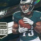 2016 Absolute Football Card Unsung Heroes #7 Darren Sproles