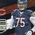 2016 Absolute Football Card Unsung Heroes #15 Kyle Long