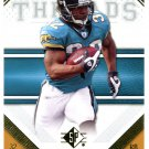 2009 SP Threads Football Card #73 Maurice Jones-Drew