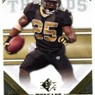 2009 SP Threads Football Card #80 Reggie Bush
