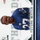 2009 SP Threads Football Card #124 Darius Butler