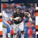 2016 Donruss Football Card #54 Lamarr Houston