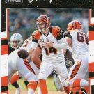 2016 Donruss Football Card #58 Andy Dalton